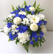 初めて迎えるお盆の花