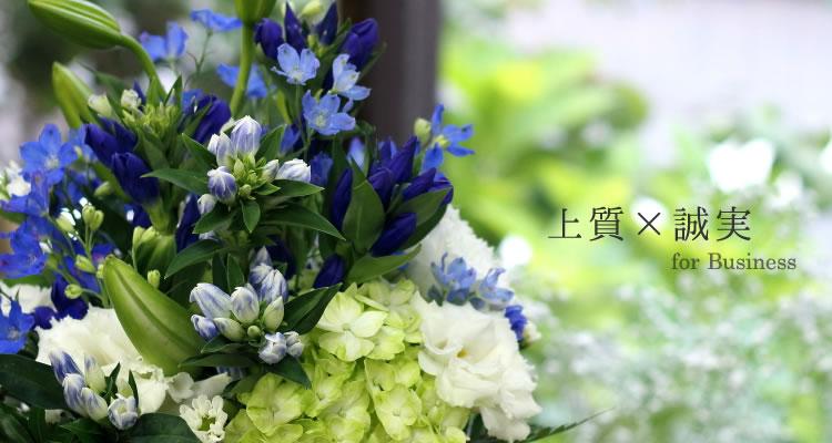 ビジネスの花 祝い花 法人に贈る花