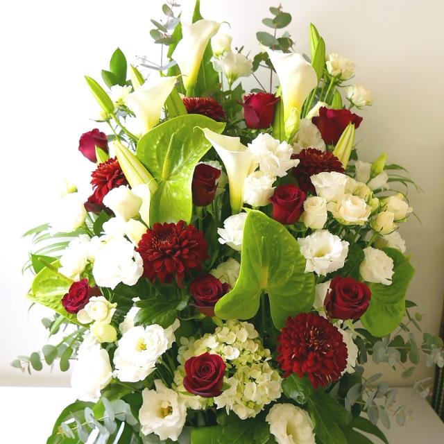30000円お祝い花
