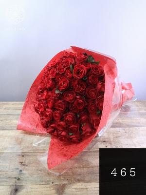 薔薇 赤い